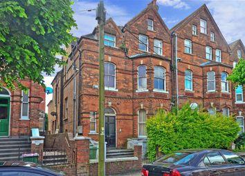 Thumbnail 3 bed flat for sale in Millfield, Folkestone, Kent
