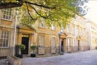 Serviced office to let in North Parade Buildings, Bath BA1