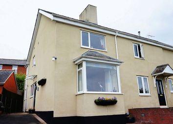 Thumbnail 3 bedroom semi-detached house for sale in Belle Vue Terrace, Ludlow