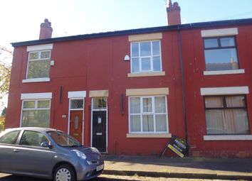 Thumbnail 3 bed terraced house to rent in Richmond Road, Fallowfield