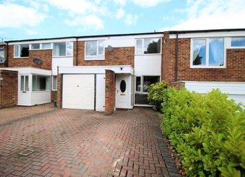 Thumbnail 3 bed terraced house for sale in Lanark Close, Frimley