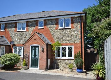 Thumbnail 3 bed semi-detached house for sale in Claydons Place, Longwick, Princes Risborough