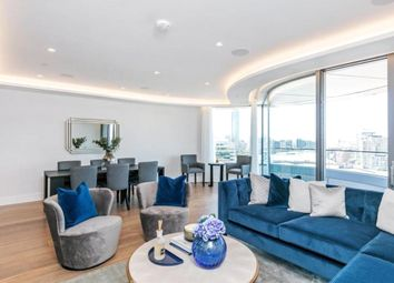 Thumbnail 3 bed flat for sale in The Corniche, Tower Two, Albert Embankment