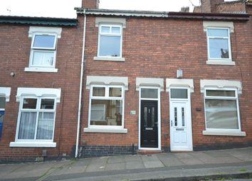 Thumbnail 2 bed terraced house for sale in Penkville Street, Penkhull, Stoke-On-Trent