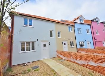 Thumbnail 2 bed end terrace house to rent in Church Street, Cromer