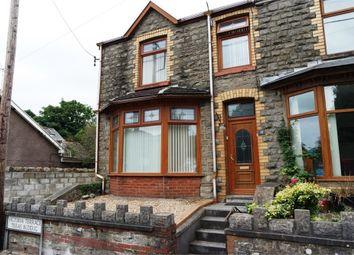 Thumbnail 3 bed end terrace house for sale in Victoria Terrace, Pyle, Bridgend