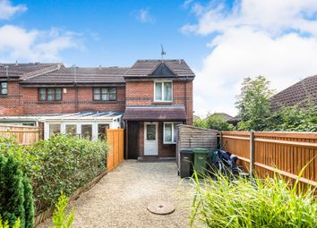Thumbnail 1 bed end terrace house for sale in Pheasant Walk, Littlemore, Oxford