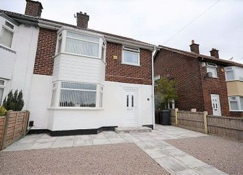 Thumbnail 3 bed semi-detached house for sale in 8 Old Hall Road, Liverpool