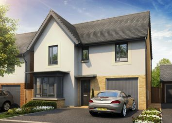 "Thumbnail 4 bed detached house for sale in ""Somerton"" at Redwood Drive, Plympton, Plymouth"