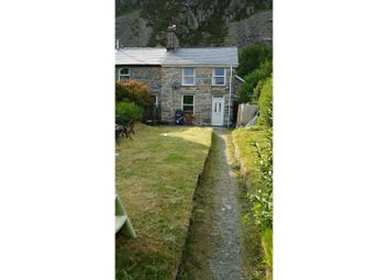 Thumbnail 3 bed end terrace house for sale in Geufron Terrace, Blaenau Ffestiniog