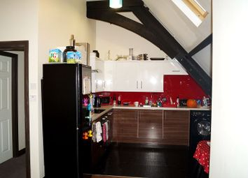 Thumbnail 4 bed shared accommodation to rent in Flat 3 The Masonic Hall, 2 New Road, Lancaster