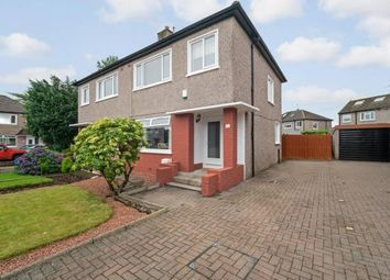 Thumbnail 3 bed semi-detached house for sale in Arisaig Drive, Bearsden, Glasgow, East Dunbartonshire