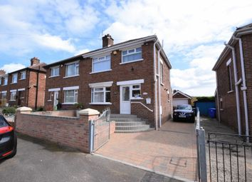 Thumbnail 3 bed semi-detached house for sale in North Gardens, Belfast