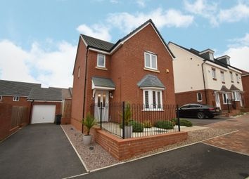 Thumbnail 3 bedroom detached house for sale in Berry Maud Lane, Shirley, Solihull