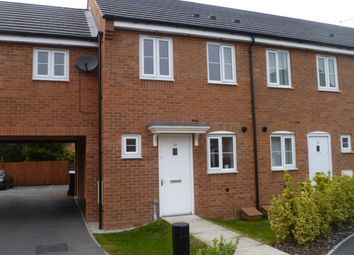 Thumbnail 2 bed town house to rent in Widdowson Road, Long Eaton