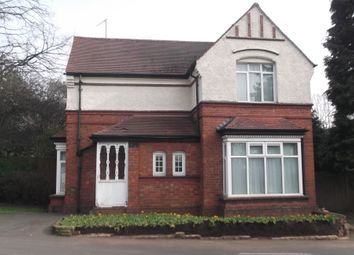 Thumbnail 2 bed detached house to rent in 164 Court Oak Road, Harborne