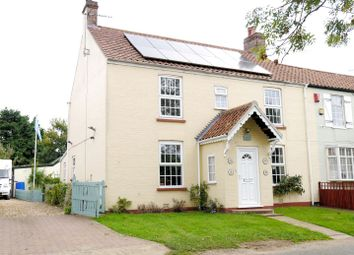 Thumbnail 3 bed semi-detached house for sale in Field Lane, Wretton