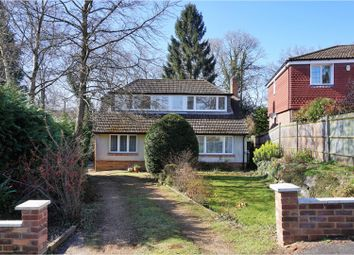 Thumbnail 3 bed detached house for sale in Beechwood Close, Chandlers Ford