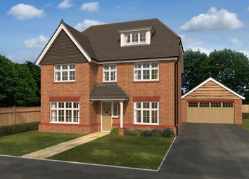 Thumbnail 5 bedroom detached house for sale in Nine Mile Ride Extension, Arborfield