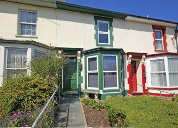 Thumbnail 3 bed terraced house for sale in Meddon Street, Bideford
