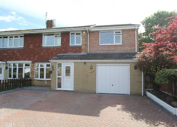 Thumbnail 4 bed semi-detached house for sale in 7, Goodliff Road, Grantham, Lincolnshire