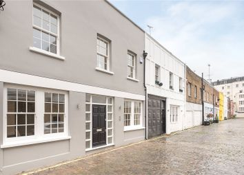 Thumbnail 4 bedroom mews house for sale in Gloucester Mews, London