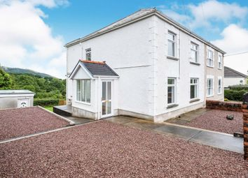 Thumbnail 3 bedroom semi-detached house for sale in Pen Y Banc, Seven Sisters, Neath