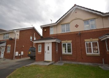 Thumbnail 3 bedroom semi-detached house to rent in Zircon Close, Bootle, Liverpool