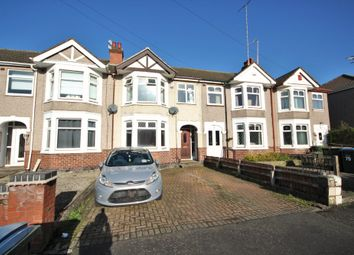 3 bed terraced house to rent in Redesdale Avenue, Coventry CV6