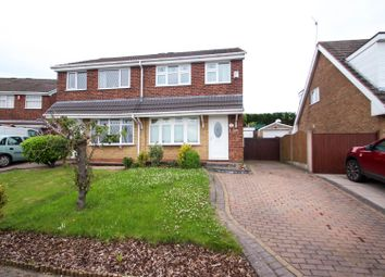 Thumbnail 3 bedroom semi-detached house for sale in Houseman Drive, Parkhall, Stoke-On-Trent