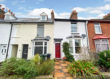 Thumbnail 3 bed terraced house for sale in Tufton Road, Ashford, Kent