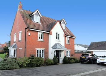 Thumbnail 5 bed detached house for sale in Astley Way, Ashby-De-La-Zouch