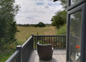 Thumbnail 2 bed lodge for sale in Wixford, Alcester