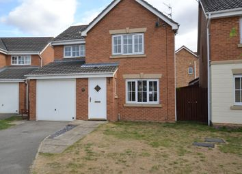 Thumbnail 3 bed detached house for sale in Caddon Avenue, South Elmsall, Pontefract