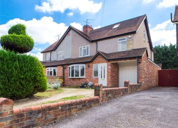 Thumbnail 4 bedroom semi-detached house for sale in Grazeley Road, Three Mile Cross, Reading