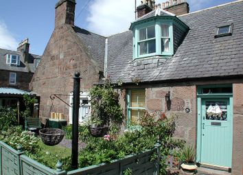 Thumbnail 1 bedroom semi-detached house to rent in Barclay Street, Stonehaven, Aberdeenshire