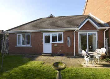 Thumbnail 2 bed terraced bungalow for sale in Cleeve Lake Court, Bishops Cleeve, Cheltenham