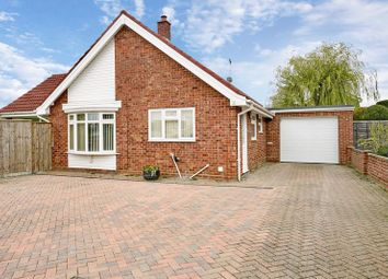 Thumbnail 3 bed detached bungalow for sale in Helens Close, Upwood, Ramsey, Huntingdon