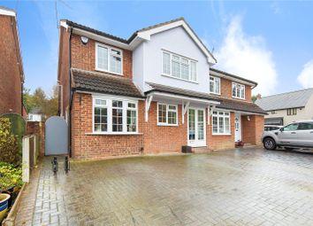 3 bed semi-detached house for sale in Hallam Close, Doddinghurst, Brentwood, Essex CM15