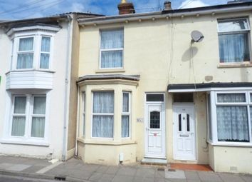 Thumbnail 3 bed terraced house to rent in Hampshire Street, Portsmouth