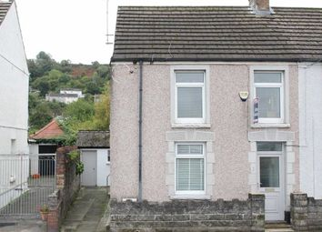 Thumbnail 2 bed terraced house for sale in Seaview Terrace, Penclawdd, Swansea