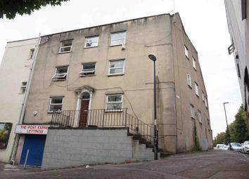 Thumbnail 1 bedroom flat to rent in Stapleton Road, Easton, Bristol