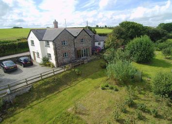 Thumbnail 4 bed property for sale in Frithelstock, Torrington