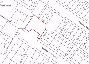 Thumbnail Land for sale in Vinebank Street, Penkhull, Stoke-On-Trent