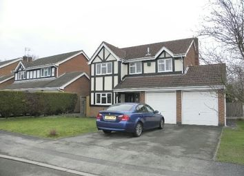 Thumbnail 4 bedroom detached house to rent in Far Rye, Wollaton, Nottingham