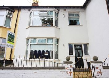 Thumbnail 3 bed terraced house for sale in Broad Green Road, Broadgreen, Liverpool