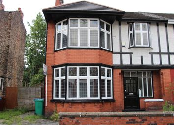 Thumbnail 5 bed property to rent in Kedleston Avenue, Longsight, Manchester