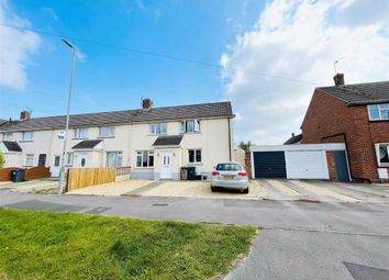 Thumbnail 3 bed end terrace house for sale in Queensway, Melksham