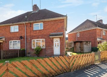 Thumbnail 2 bed semi-detached house for sale in Fivefields Road, Winchester