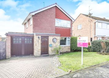 Thumbnail 3 bed detached house for sale in Ferndale Crescent, Kidderminster